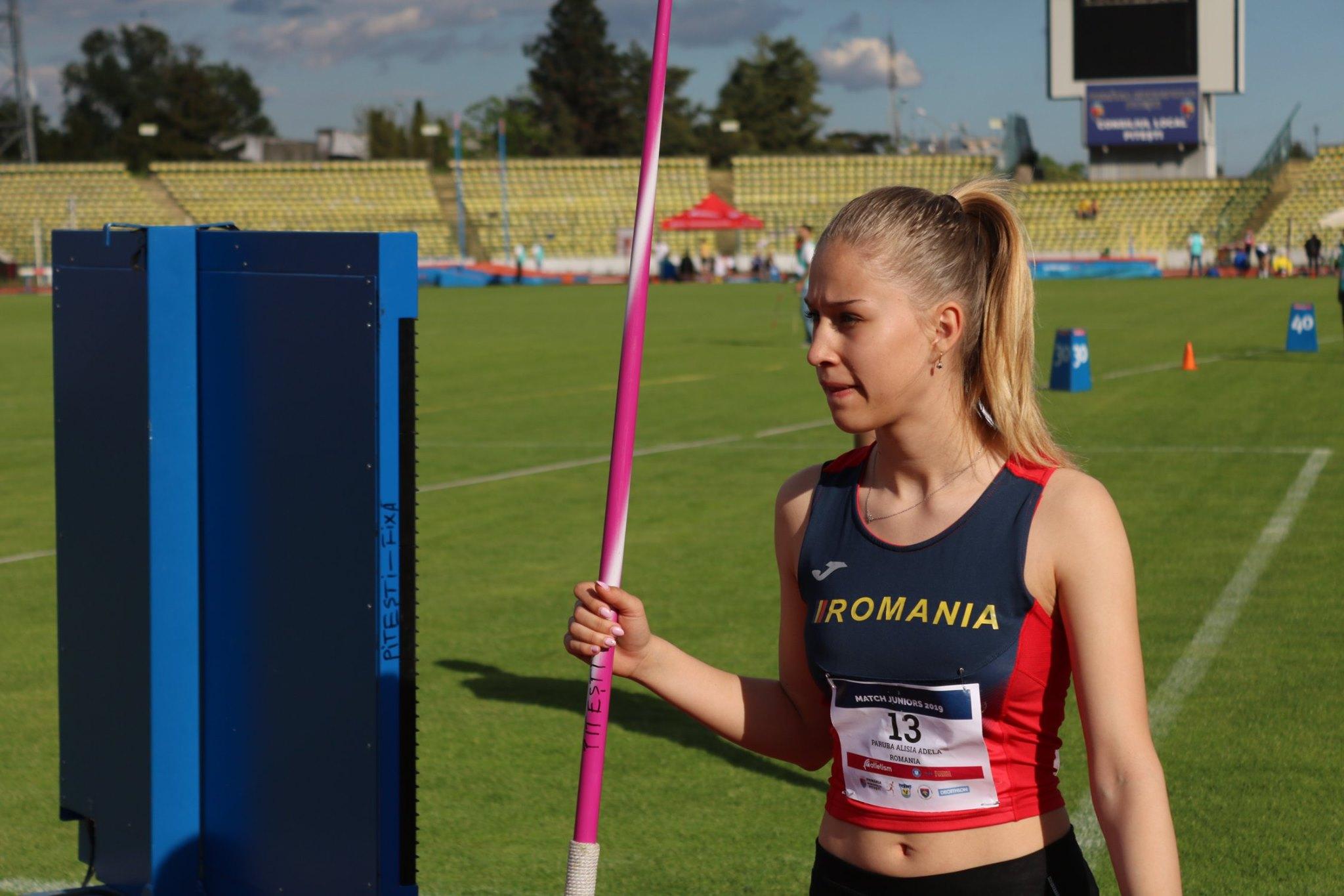 Intalnirea femeii atletice)